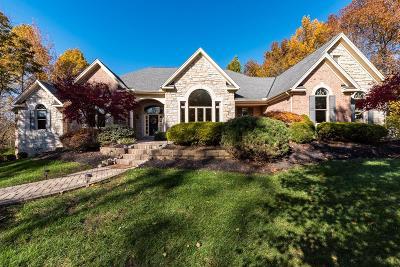 Hamilton Twp Single Family Home For Sale: 5406 Ridgevale Court