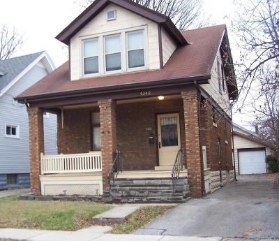 Norwood Single Family Home For Sale: 5342 E Hunter Avenue