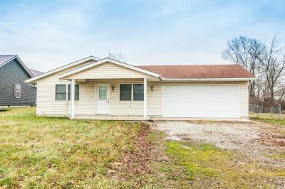 Preble County Single Family Home For Sale: 206 Norseman Drive