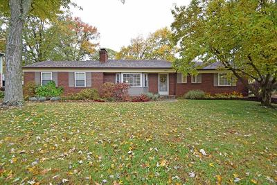 Blue Ash Single Family Home For Sale: 10275 Kerrianna Drive
