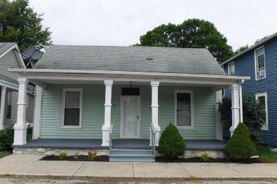 Adams County, Brown County, Clinton County, Highland County Single Family Home For Sale: 78 West Street