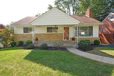 Cincinnati Single Family Home For Sale: 1483 Larrywood Lane