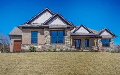 Liberty Twp Single Family Home For Sale: 6410 Stagecoach Way