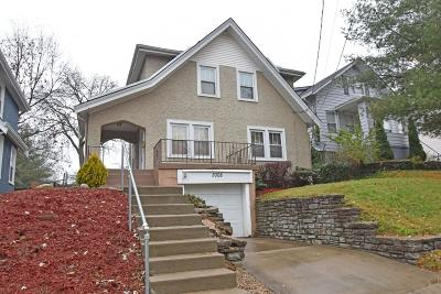 Cincinnati Single Family Home For Sale: 3008 Auten Avenue