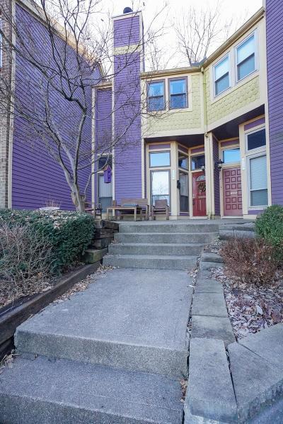 Cincinnati Condo/Townhouse For Sale: 538 Tusculum Avenue