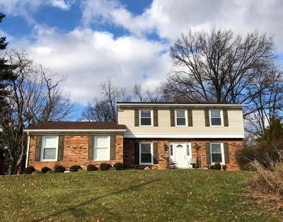 Colerain Twp Single Family Home For Sale: 8709 Indianwoods Drive