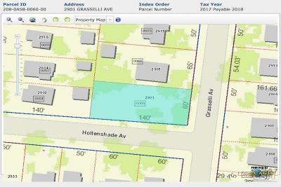 Cincinnati Residential Lots & Land For Sale: 2901 Grasselli Avenue