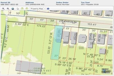 Cincinnati Residential Lots & Land For Sale: 245 Earnshaw Avenue