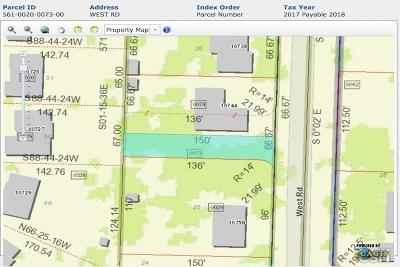 Harrison Residential Lots & Land For Sale: West Road