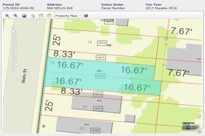 Cincinnati Residential Lots & Land For Sale: 960 Wells Avenue