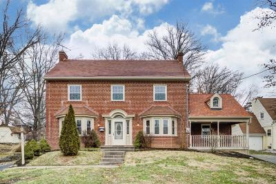 Sycamore Twp Single Family Home For Sale: 7525 Montgomery Road