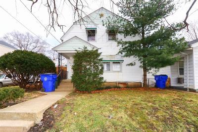 Hamilton Single Family Home For Sale: 928 S Eleventh Street