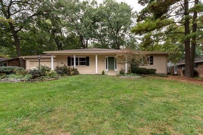 Montgomery Single Family Home For Sale: 10553 Adventure Lane