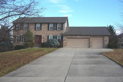 Liberty Twp Single Family Home For Sale: 4788 Willow Ridge Court