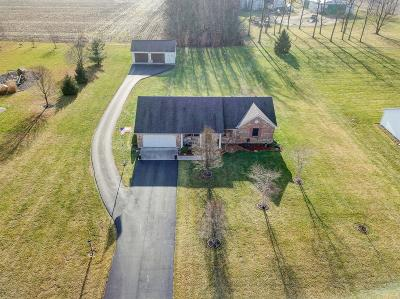 Adams County, Brown County, Clinton County, Highland County Single Family Home For Sale: 940 Ventura Drive
