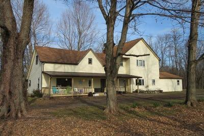 Adams County, Brown County, Clinton County, Highland County Single Family Home For Sale: 3360 Us Rt 62