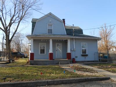 Preble County Single Family Home For Sale: 162 W Maple Street