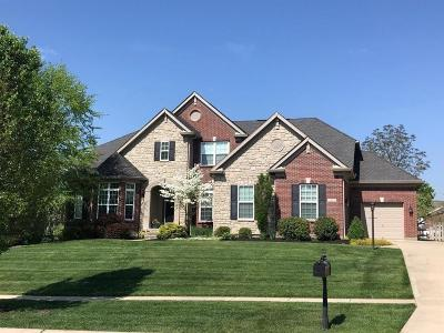 Warren County Single Family Home For Sale: 3828 Clear Creek Court