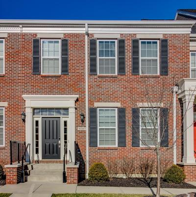 Deerfield Twp. Condo/Townhouse For Sale: 9207 Leland Court