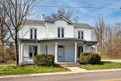 Georgetown Single Family Home For Sale: 411 N Main Street