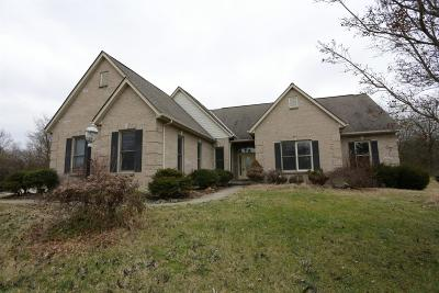 Butler County Single Family Home For Sale: 7730 Vinnedge Road
