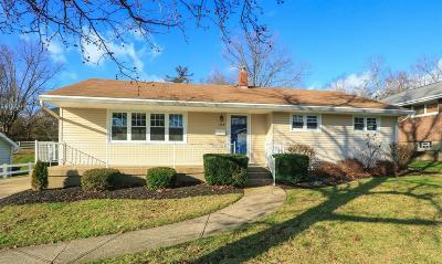 Hamilton Single Family Home For Sale: 1179 Dale Road