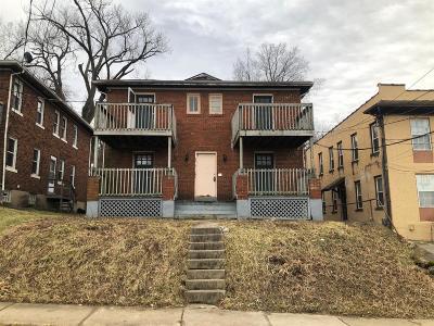 Cincinnati Multi Family Home For Sale: 2023 Fairfax Avenue