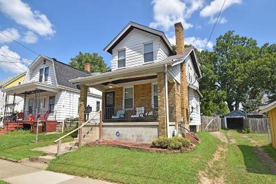 Norwood Single Family Home For Sale: 4708 Ridgeway Avenue