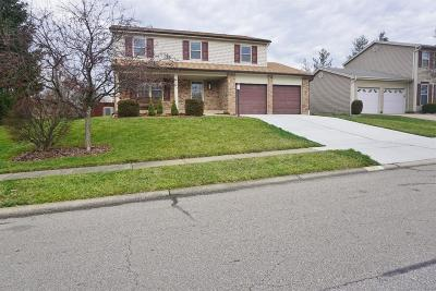 Delhi Twp Single Family Home For Sale: 161 Spyglass Court