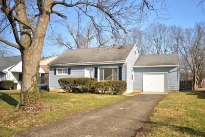 Fairfield Single Family Home For Sale: 5128 Sandy Lane