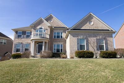 Deerfield Twp. Single Family Home For Sale: 3820 Wild Cherry Way