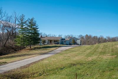 Single Family Home For Sale: 2101 Van Blaricum Road