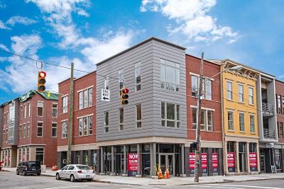 Cincinnati Condo/Townhouse For Sale: 1505 Race Street #202