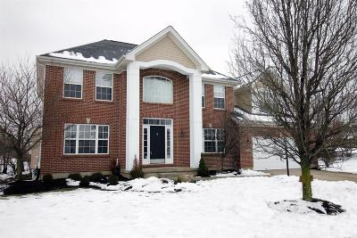 Deerfield Twp. Single Family Home For Sale: 7296 Northgate Drive