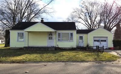 Fairfield Single Family Home For Sale: 679 Doris Jane Avenue