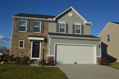 Fairfield Single Family Home For Sale: 4128 Fairfield Falls Court