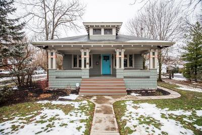 Single Family Home For Sale: 126 Springfield Pike