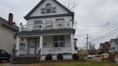 Norwood Multi Family Home For Sale: 2227 Cleneay Avenue