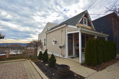 Cincinnati Multi Family Home For Sale: 447 Klotter Avenue