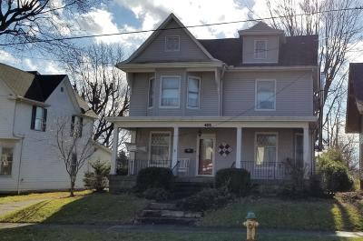 Preble County Single Family Home For Sale: 425 W Main Street