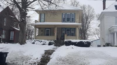 Wilmington OH Single Family Home For Sale: $105,000