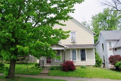 Adams County, Brown County, Clinton County, Highland County Single Family Home For Sale: 152 E Beech Street
