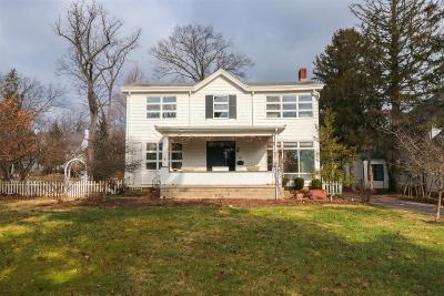 Wyoming Single Family Home For Sale: 68 Reily Road