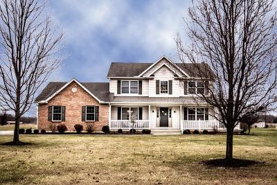 Warren County Single Family Home For Sale: 9620 Sandy Run Drive