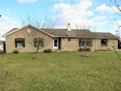 Brookville Single Family Home For Sale: 11117 Cedar Street
