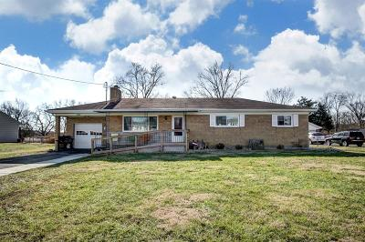 Harrison Single Family Home For Sale: 10621 West Road