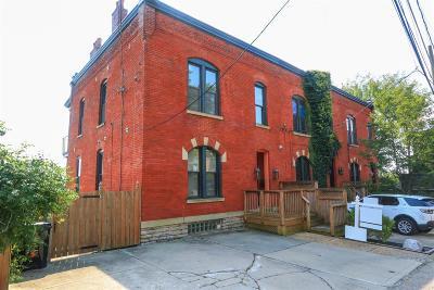 Cincinnati Single Family Home For Sale: 923 Riverview Place