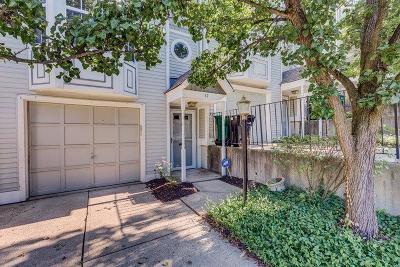 Cincinnati Condo/Townhouse For Sale: 600 Delta Avenue #17