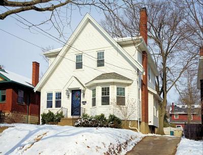 Cincinnati Single Family Home For Sale: 3334 Lookout Drive