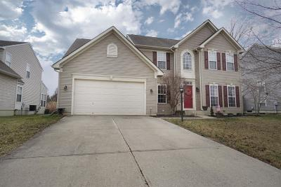 Lebanon Single Family Home For Sale: 111 Fieldstone Way